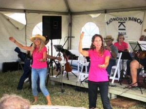 Hula at Upcountry Fair