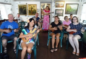 Ukulele Mele On Maui