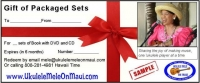 Packaged Set Gift Certificate