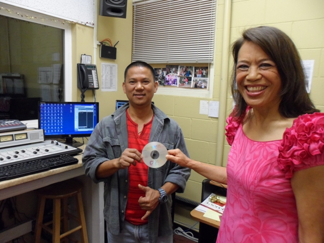 Mele gets radio show CD