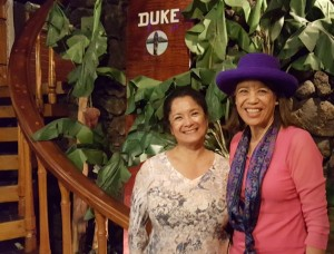 College classmates reunion after 39 years on Oahu