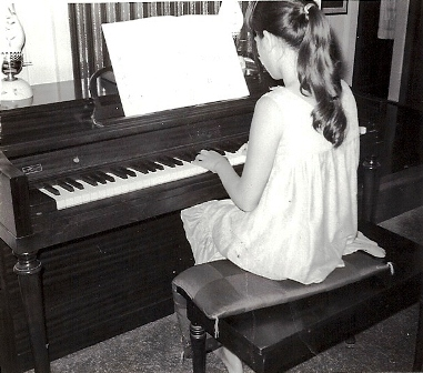 Playing Piano 1965