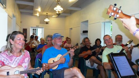 Ukulele Strumming Workshops