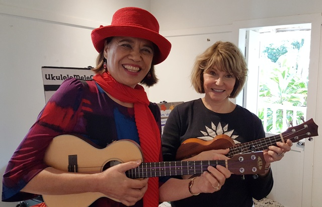 Ukulele Mele workshop