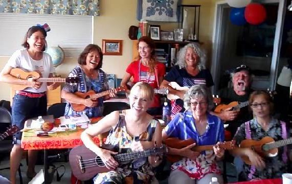 Have fun learning from Ukulele Mele On Maui
